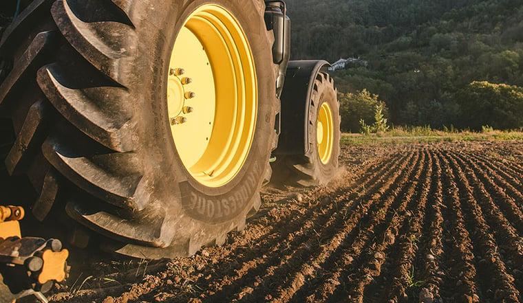 neumáticos agrícolas optimización y cuidados para prolongar su vida