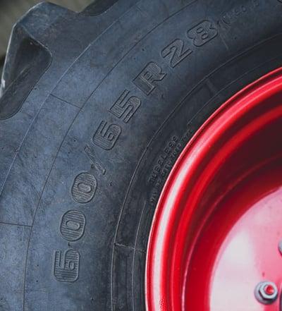 Marcaje neumático europeo ETRTO